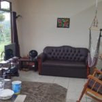 living room of house for sale in San Ramon Costa Rica with ocean view